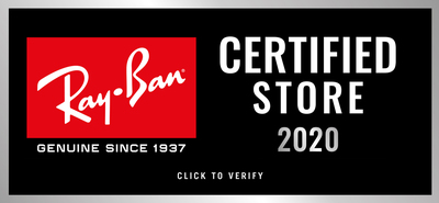Ray Ban Certified Reseller 2020